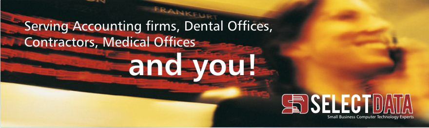 Serving Accounting Firms, Dental Offices, Contractors, Medical Offices and You!