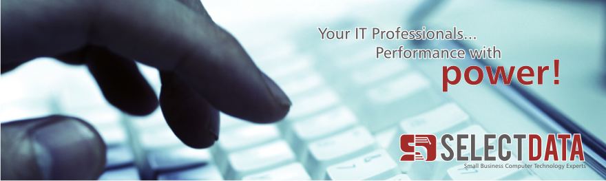 Your IT Professionals...Performance with Power!
